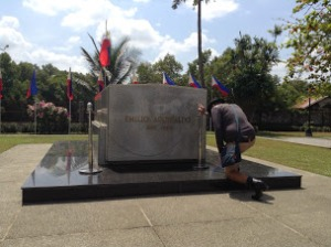 Paying Respect to General Miong